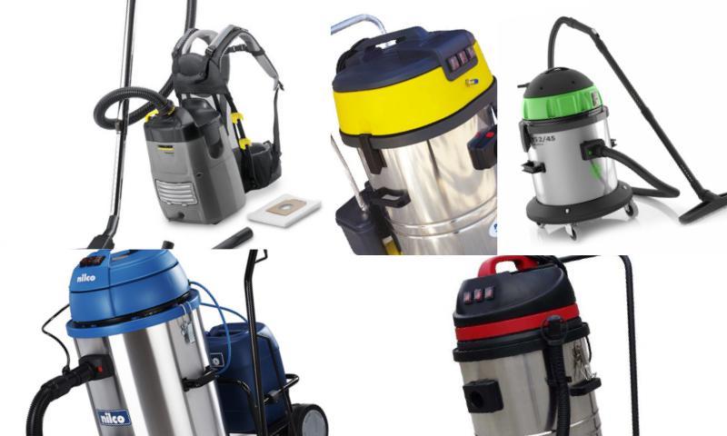 Cami Temizliği İçin Kuru Vakum Makinaları