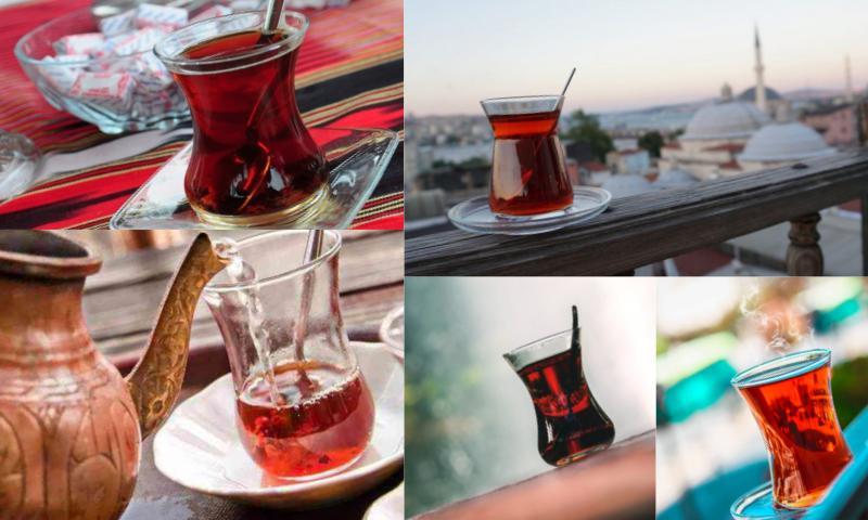 Turkish Tea Nasıl Yapılır?