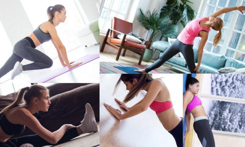 Evde Egzersiz Yapmanın Faydaları