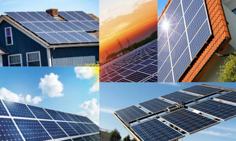 Güneş Enerjisinden Elektrik Elde Etme