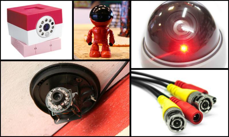CCTV Kamera Sistemleri (Kapalı Devre TV Sistemleri)