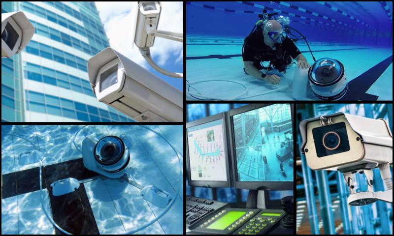 Güvenlik Kamerası Kullanım Alanları