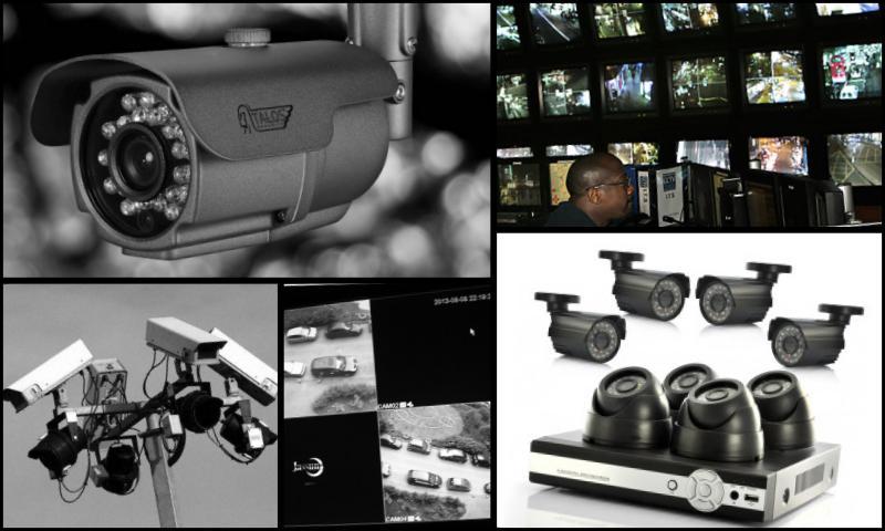 Bakıcı İzleme Kamerası ve Kablosuz Kameralar