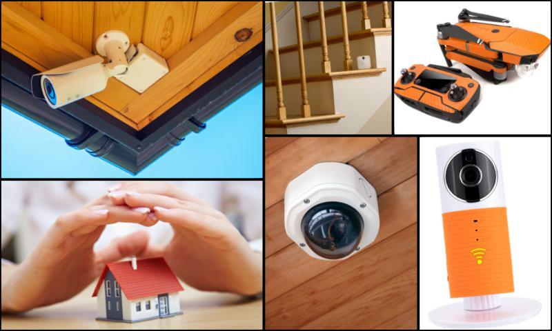 Kablosuz Güvenlik Kamera Sisteminin Kullanım Alanları