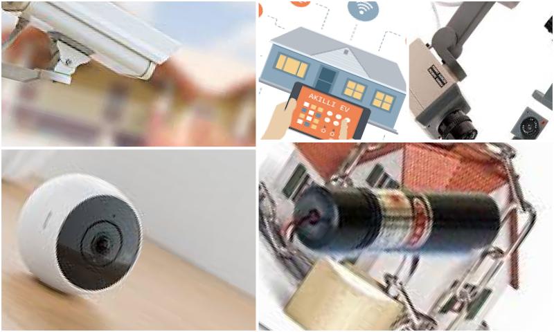 Ev Güvenlik Sistemi ile Daha Güvenli Bir Yaşam Sizi Bekliyor