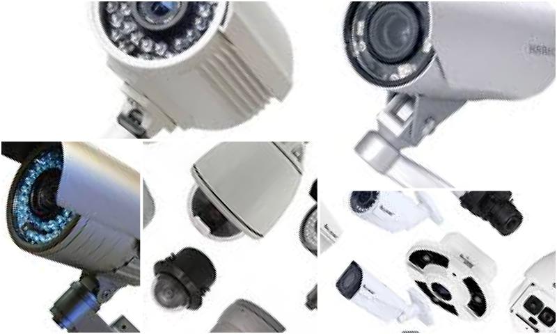 Güvenlik Kamerasının Kullanım Alanları
