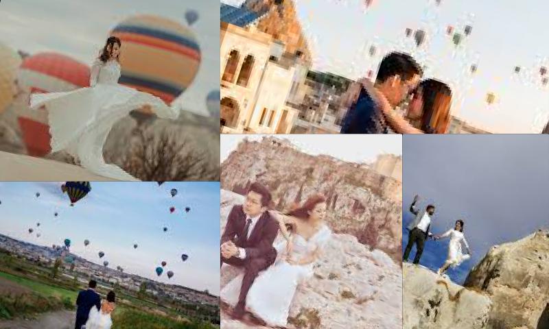 Cappadocia Wedding Photographer İle En Tarz Fotoğraflar