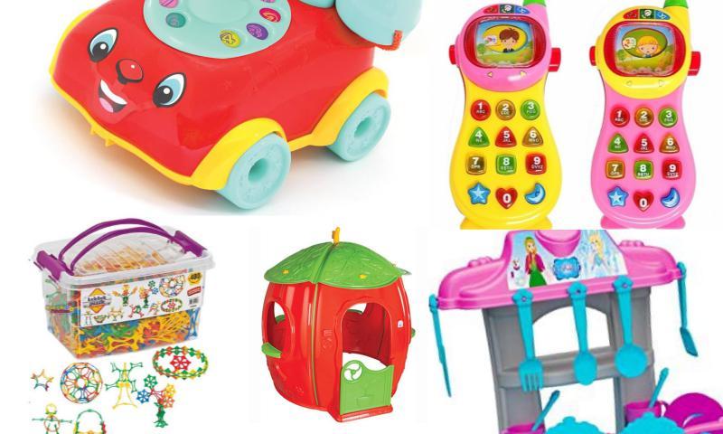 Çocuk Oyuncak Ürünlerinde Tercih Edilenler
