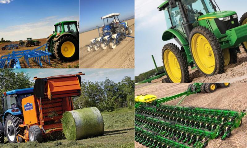 Tarım Makineleri Hakkında Bilgiler